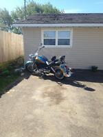 Motorcycle to Moncton