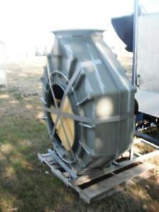 Poly Exhaust Fan C/W 7.5 HP Motor