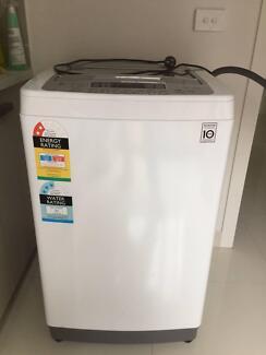 5.5kg LG washing machine
