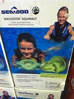seascooter pour piscine