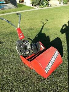 Reel Mower Moama Murray Area Preview