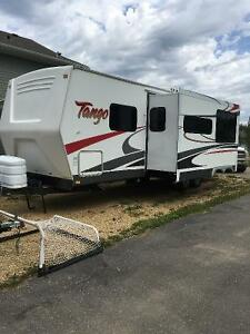 30ft Tango holiday trailer