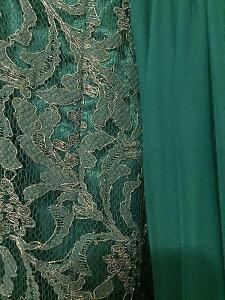 Beautiful Teal Evening Gown Windsor Region Ontario image 5