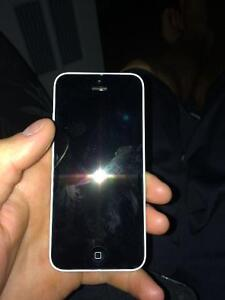 Iphone 5c telus neuf 16gb