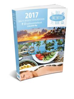 Bali Incentive Book - Bali's Biggest Discount Voucher Book