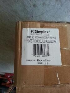 Dimplex heater/blower assembly new Peterborough Peterborough Area image 3