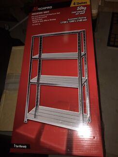 2x shelfs good for shed