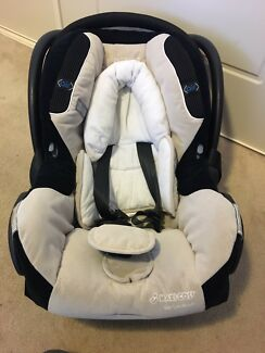 Maxi cosi capsule ap (air protect) 2011 model