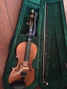 3/4 violin reduced for quick sale