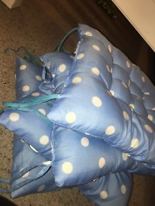 4 set of baby pillows for cot/crib Moorebank Liverpool Area Preview