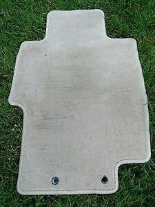 Wanted Accord Floor mat (s) 2003 - 2007 Accord Sedan ivory color Kitchener / Waterloo Kitchener Area image 1