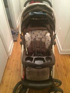 Graco stroller Like New only $25
