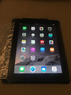 Ipad 3rd Gen 64 GB with cellular function
