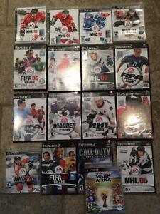 Jeudi video PS2-PS3 le tout 30$