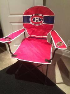 MONTREAL CANADIENS ARMCHAIR