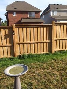 MB Construction- Fence's & Retaining Walls- will beat any price! Kawartha Lakes Peterborough Area image 4