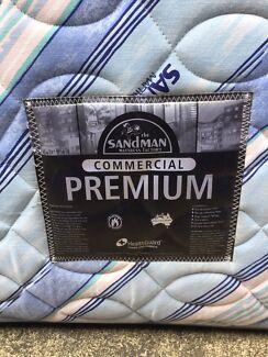 Queen Size  mattress comfort Sandman  brand like new