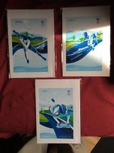 Vancouver 2010 Olympic Art Cards