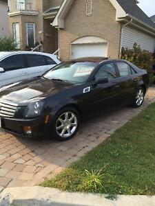 2005 Cadillac CTS Luxury sport full load Berline