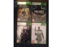 Xbox 360 Games.fully working.