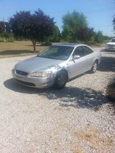 2000 Honda Coupe, As Is OBO!!
