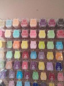 Scentsy bars $5 each or buy 8 get 1 free