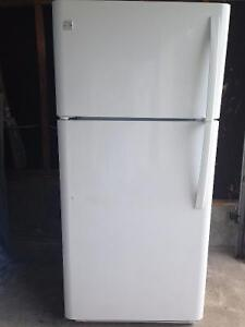 white  Fridge in Excellent condition- Free Delivery