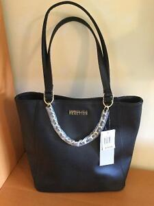 Kenneth Cole Black Tote/Purse - NEW with tags