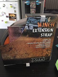 Winch extension strap Kallangur Pine Rivers Area Preview