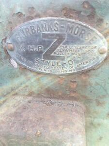 Fairbanks Morse 1.5 hp Z Sationary Engine Regina Regina Area image 3