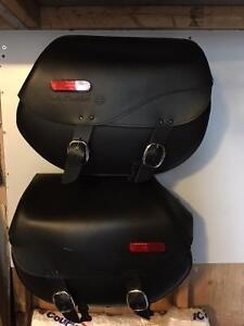 Sacoche (saddlebag) neuve jamais utilisé