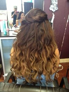 HAIR EXTENSIONS! CALL TODAY & DONE TODAY! BEST IN LONDON London Ontario image 3