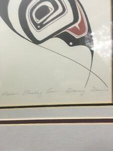 Danny Dennis Framed Native Art Prints Regina Regina Area image 7