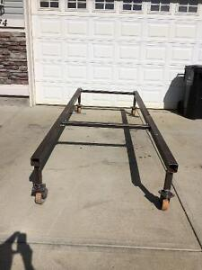 Automotive frame and body jig