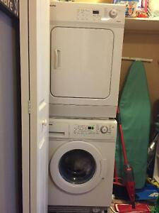 Compact front loading W/D for sale- perfect for apartment