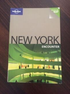 Lonely Planet - New York Encounter. Good Condition.