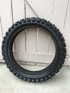 "Dunlop Geomax MX51 Dirt Bike Tire - Used 19"" Strathcona County Edmonton Area image 1"