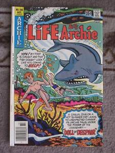 Five Comics from Life With Archie