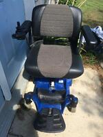 Go Chair by Pride/Electric Wheel Chair