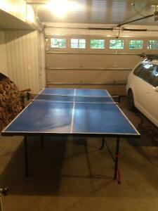 Table de Ping Pong Halex 160$ NÉGOCIABLE