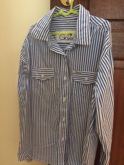 Stock horse/Western Shirt, new, ladies size 10 or junior