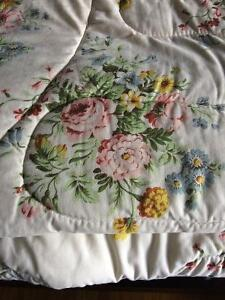 Vintage Victorian Shabby Chic Caldwell Comforter Queen