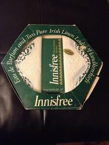 New - Pure Irish linen handkerchiefs  great for adding character