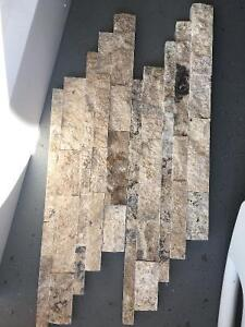 Box and a half of Split Face Picasso stone veneer Kitchener / Waterloo Kitchener Area image 2