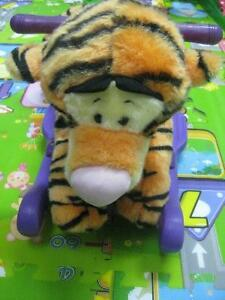 TIGGER MUSICAL ROCKING RIDE ON FOR INFANT OR SMALL TODDLER