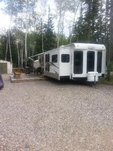 2013 Destination on seasonal lot at Golf Resort, Candle Lake