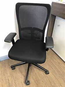 Haworth Zody Task Chairs