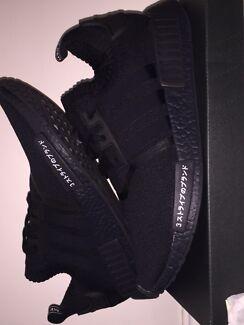 Adidas NMD R1 PK Triple Black Size 11