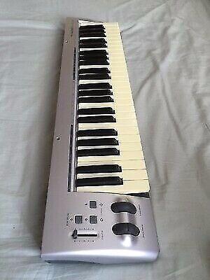 M-Audio KeyRig 49 USB MIDI Controller Keyboard | in Haringey, London |  Gumtree