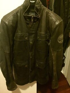 Triumph (original) leather jacket